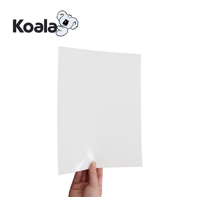 Koala premium water-based A4 inkjet transfer paper for ceramics, Glass