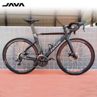 Fantas-bike Java SILURO 3 road bike 18 speed carbon fiber bicycle for adult