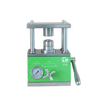 CR20XX Series Hydraulic Manual Coin Cell Crimping Machine