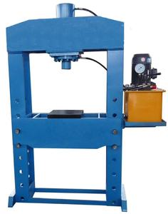 Small electric /manual dismantling press 20/30/50 tons H-type gantry hydraulic press