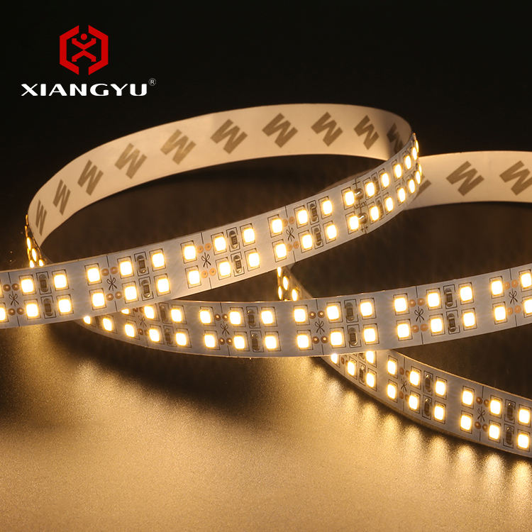Hot Selling High Color Reduction Indoor RGB 240leds/m Smd 2835 Led Strip Lamp