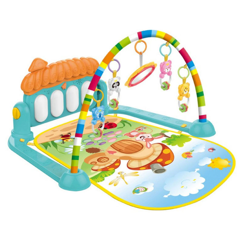 Hot Sale Baby Toys Mat Baby Play Gym Mat Musical Mat Educational Baby Toys with Piano
