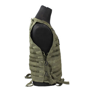 Heavy Duty Large Loading Plate Carrier Tactical Airsoft Paintball Molle Military Combat Vest