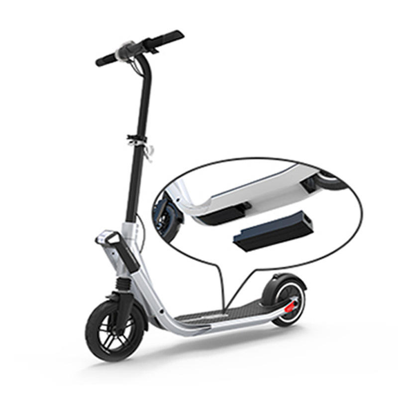 2 wheels mini folding skateboard electric mobility scooter with Aluminium Alloy body for adult