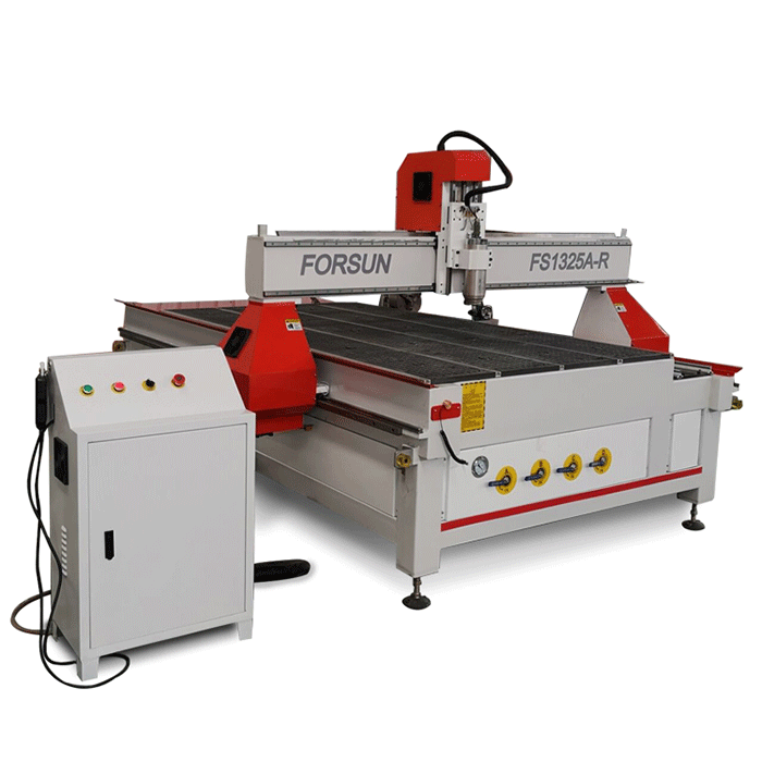 Single-Head 1325 Wood Carving CNC Router Machine