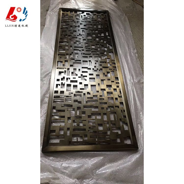 Professional Precise Manufacturing Decorative Panels Sheet Metal Design Fabrication
