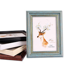 Baoxiang Colorful Fashion Style PS Framed Digital Pictures Classical Photo Frame