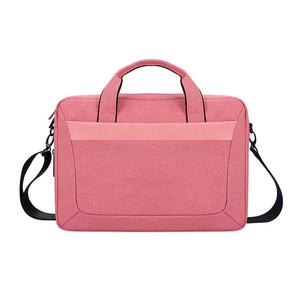 Cheap Factory Price 15.6 inch cute laptop bag women messenger bag
