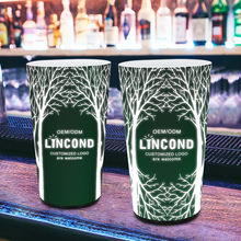 Lincond New Product Eco-Friendly Hight Quality Christmas Day  Led Cup
