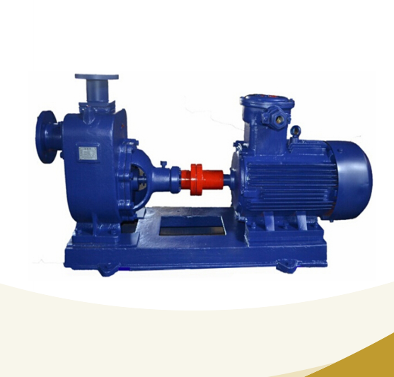 self-priming horizontal diesel oil transfer centrifugal pump