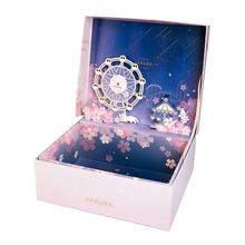 Directly Factory  price jewellery box/ skin care cosmetics gift box