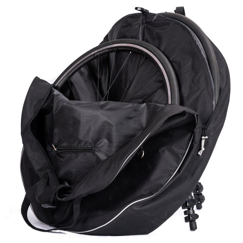 HOT Product Bicycle Wheel Transport Carry Bag Unisex