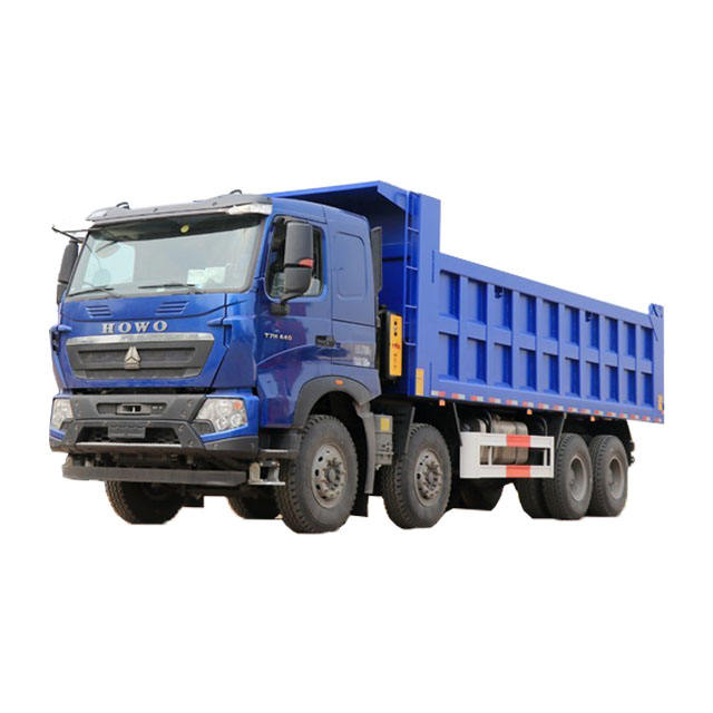 Howo RHD high-end 6x4 275hp 30tons 31cbm dump truck jack