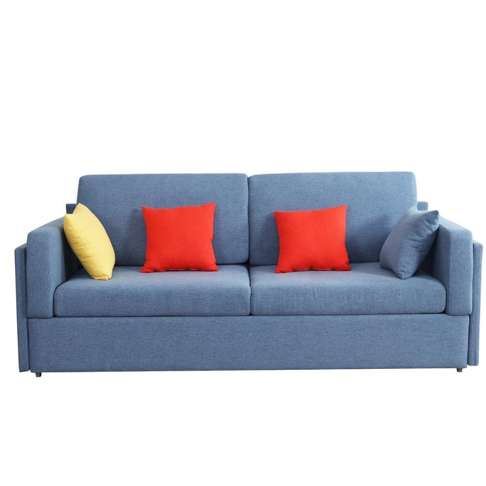 Popular convertible sofa cum bed furniture living room lounges and sofas furniture