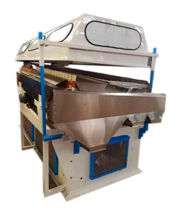 Agricultural Machinery Seed Gravity Separator Wheat Paddy Sesame Beans Grain Seed Specific Gravity Table Separator