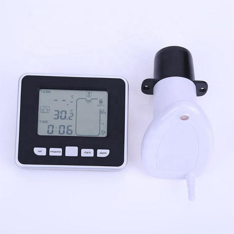 High Quality Wireless Digital Ultrasonic Water Level Gauge Water Tank Level Meter Ultrasonic Level Gauge