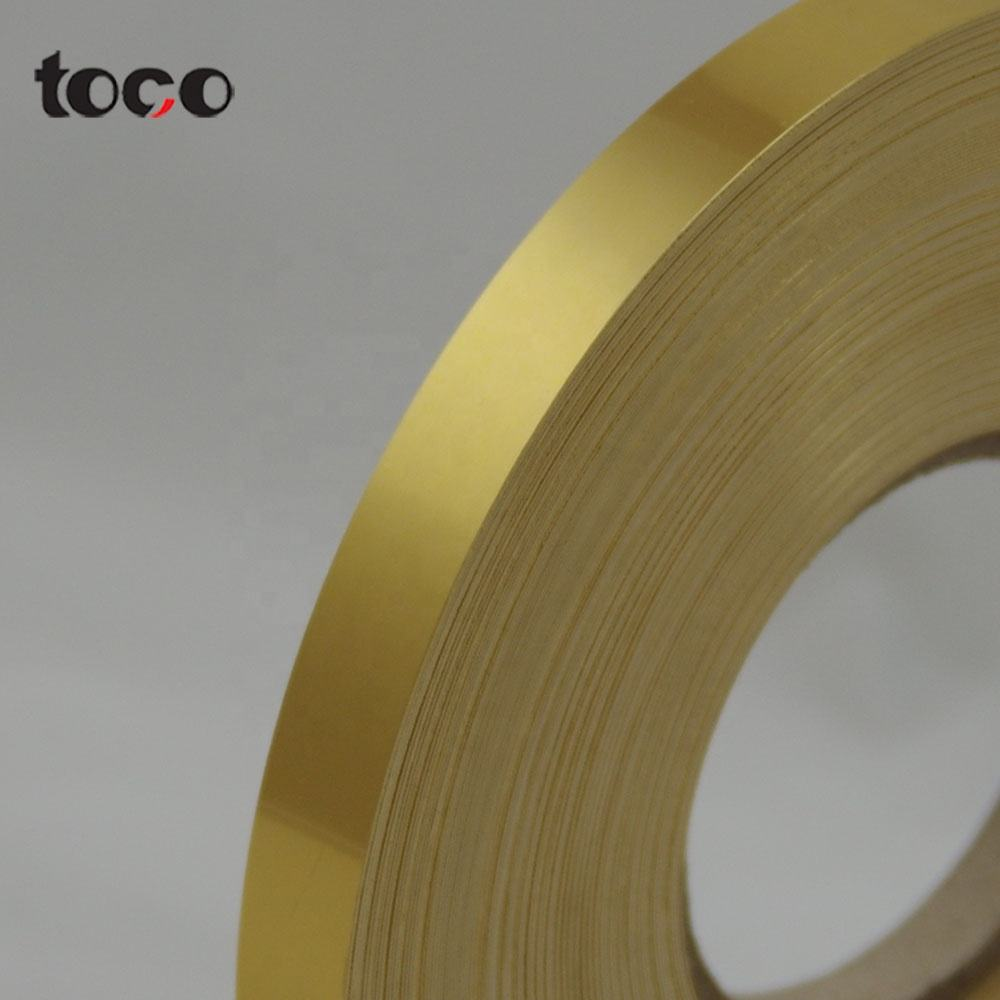 abs pvc lipping aluminium table cabinet edge trim brass edging strip vinyl gold edge banding plastic wood trim shaped