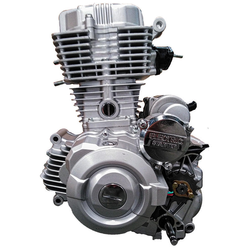 Reliable quality 200cc two-wheel motorcycle engine with superb craftsmanship