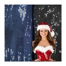 cheap price wholesale allover sequin fabric 3mm sublimation sequin fabric backdrop for costume