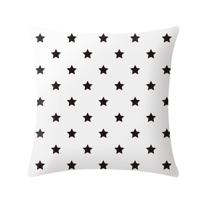 Decor Luxury Fashion Printed Scatter Cushions with Custom Logo