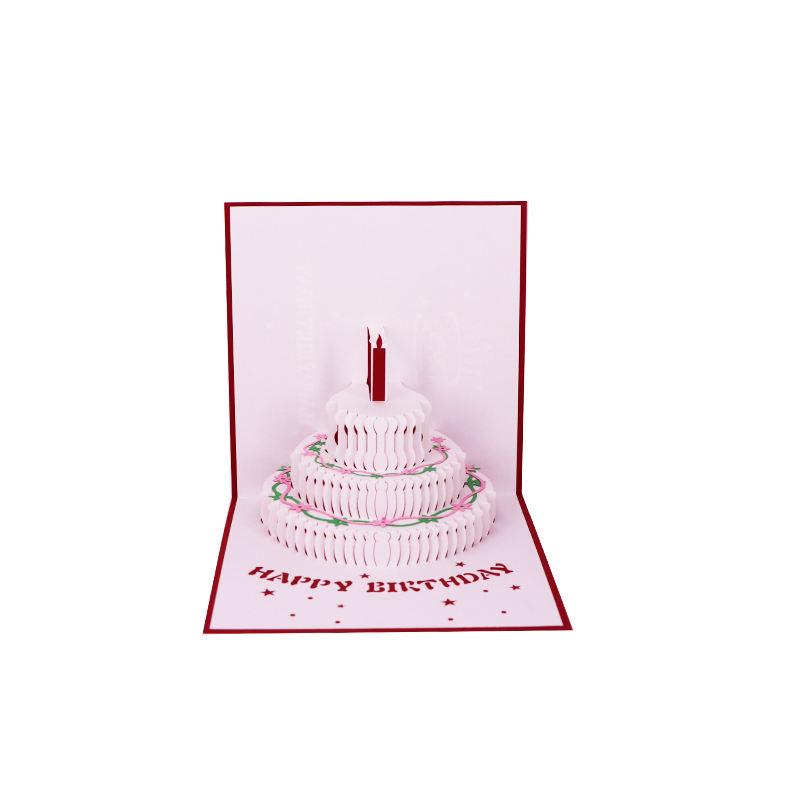будет оригами 3д открытка торт на день рождения стиральные машины