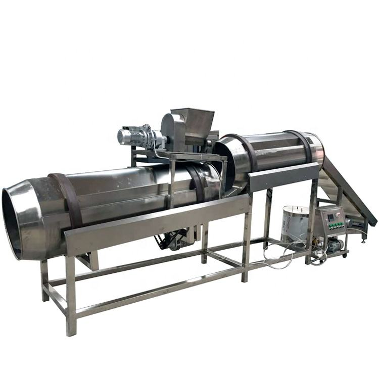 Flavoring machine for potato chips/Chips Drum Flavoring Machine