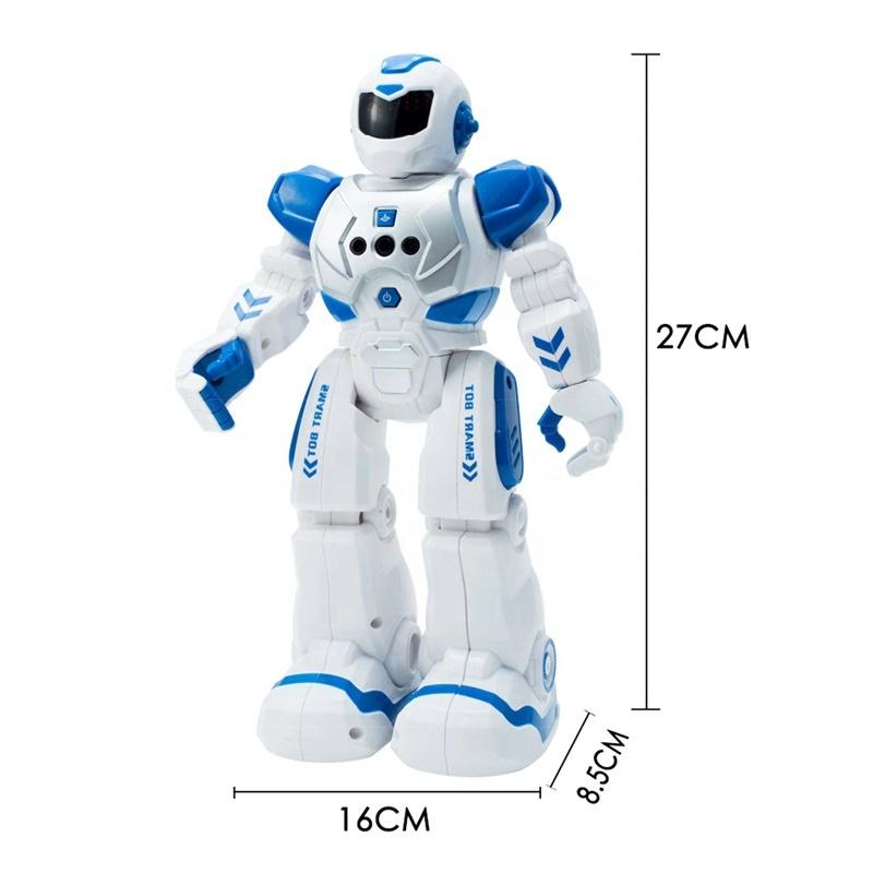 2019 Amazon hot sale hand sensor dancing toy robot; infrared remote control dancing toy robot;best Christmas toy robot gifts