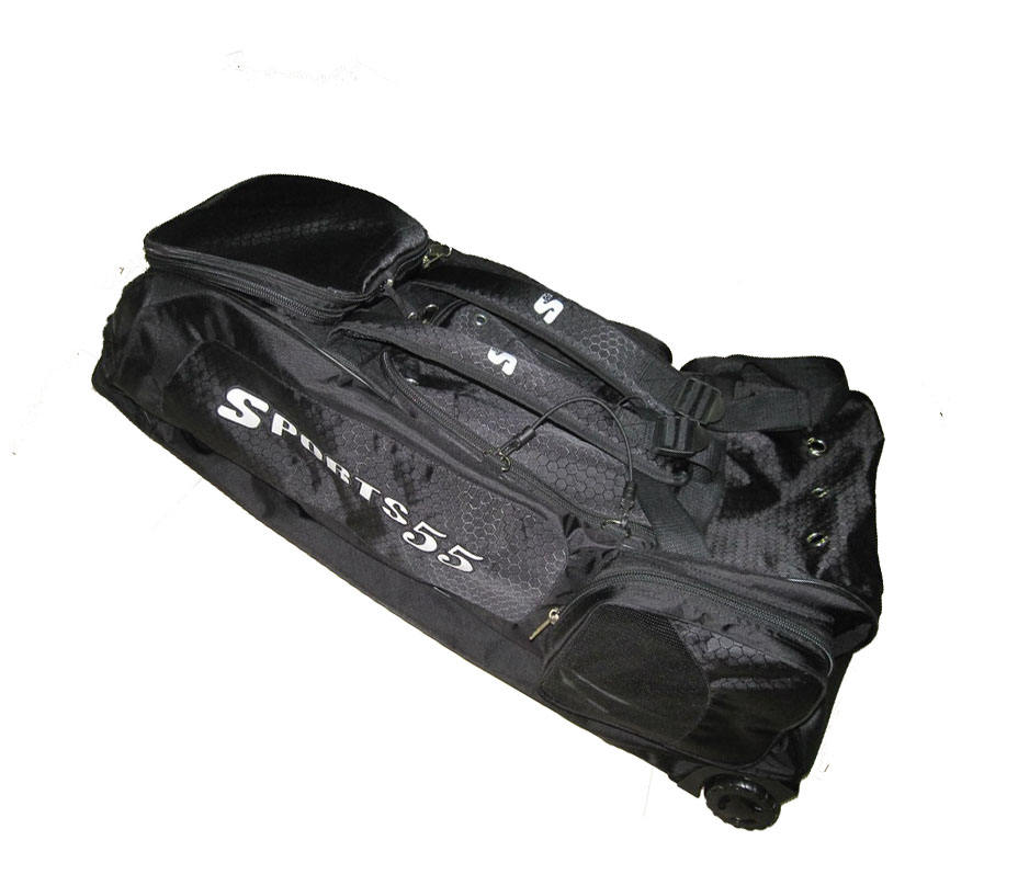 wheeled baseball softball bat backpack bomber equipment bag