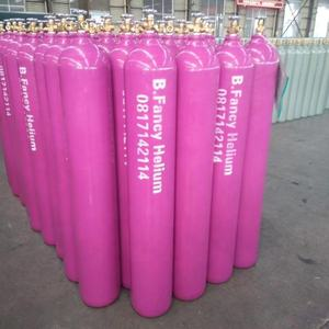 Pure Helium Gas Cilinder