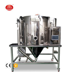 Atomization Vacuum Milk Centrifugal Spray Dryer For Powder