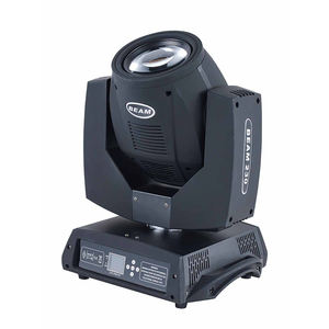 3-in-1 hoge precisie lijm optische lens 230w 7r sharpy moving head beam licht