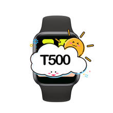 Wholesale Promotion wireless Android Smart Watch T500 mobile phone