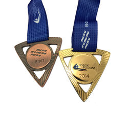 Advanced Custom Metal Swimming Competition Sports Honor Medal