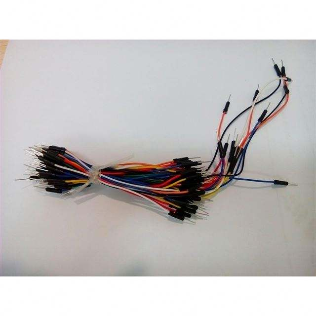 Breadboard Jumper Cables For Jump Code Wire Kit Set