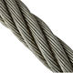 Galvanized Steel Wire Rope Steelgalvanizedsteel 1/4