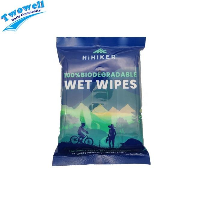 adult bath wet wipes for hiking and camping