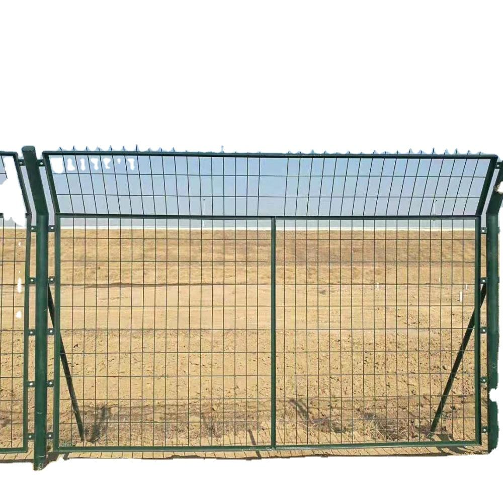 Low price fine 9 gauge mini Exterior cladding chain link wire mesh fence