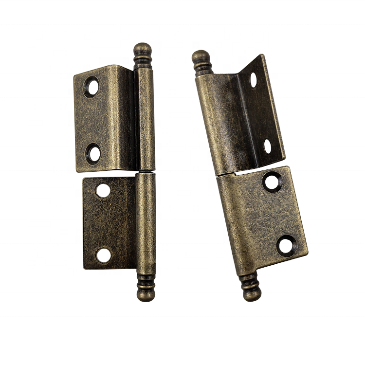 Wholesale Bronze Easily Assembled Flag Detachable Hinges for Doors