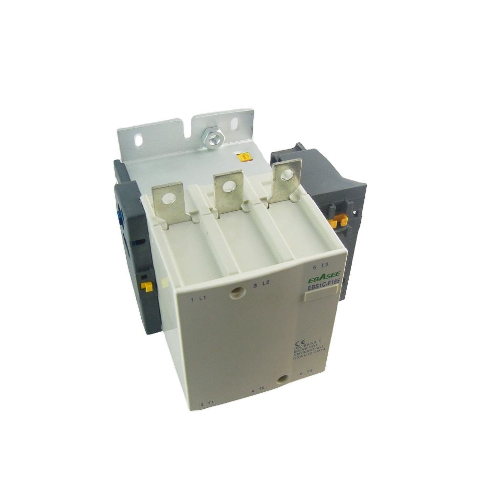 Cjx2-f / Lc1-f 380v 660v 1000v Is Contactor 3 Phase Magnetic Ac Contactor