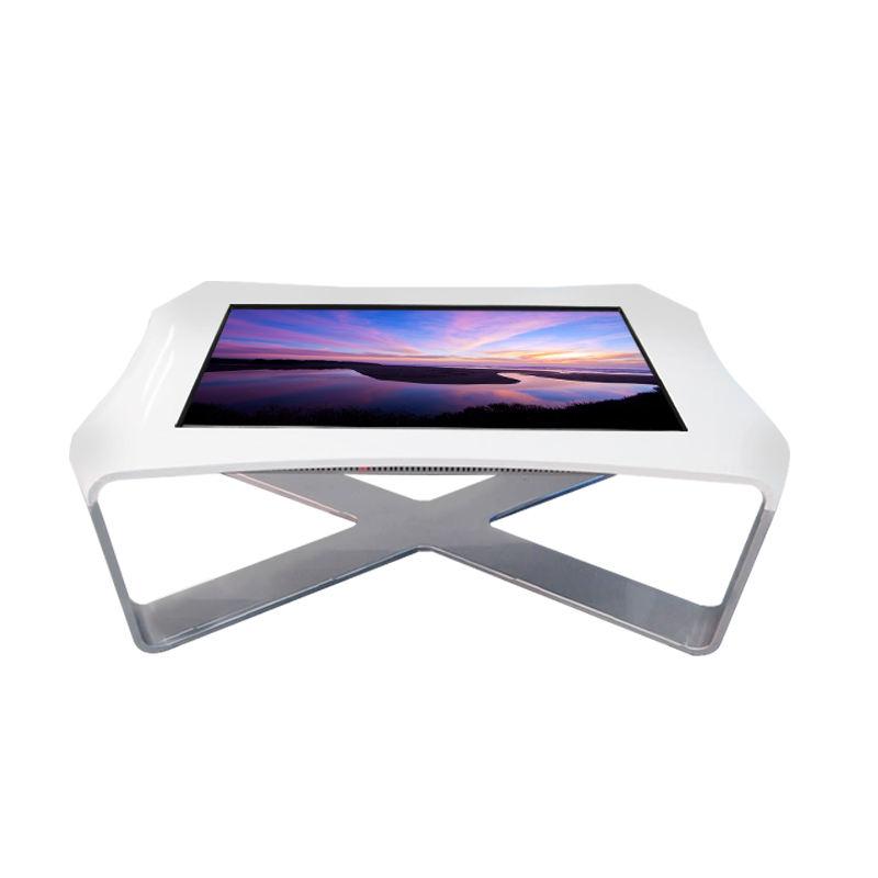 Multi Touch Utilizzare per 42 Interattiva di Tocco da Tavolo E Interattivo Retroilluminazione a Led Intelligente <span class=keywords><strong>Lcd</strong></span> Touchscreen Dello Schermo da Tavolo Impermeabile