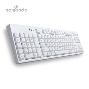 Cool Mixed Light RGB Backlit Keyboard USB Interface //-// /& E-Sports Game Mechanical Wired Keyboard 108 Key Color : A Jian E