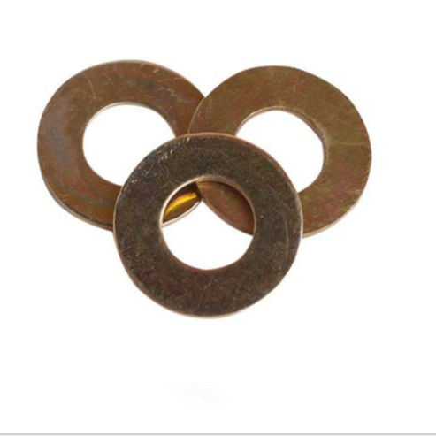 Professional custom production washers alignment shims flat metal washers