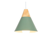 Discount price Modern Simple Decorative Wooden Pendant Light Chandelier