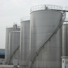 food grade stainless steel edible oil tank for vegetable oil