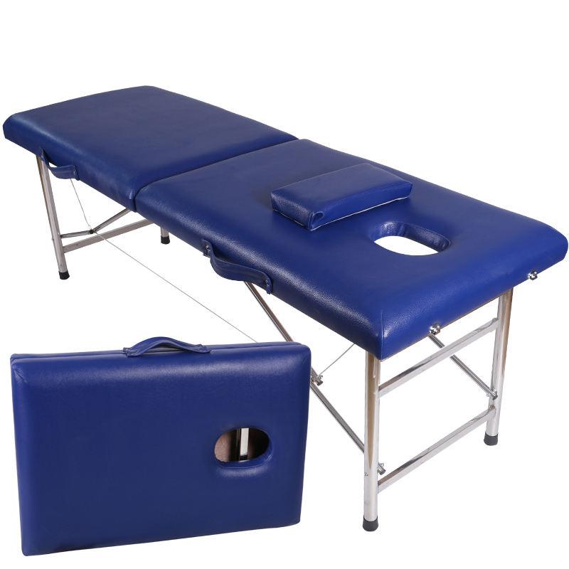 Portable Aluminium Massage Bed Spa Massage Table
