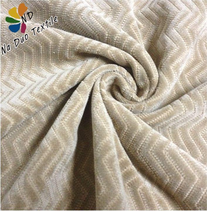 China, de alta calidad impreso de seda tela de pana para sofá