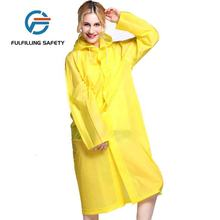 best price rain military police poncho cycling wear keychain eva raincoat