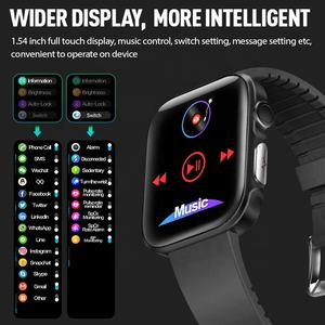 smartwatch bracelet band men sport watch smart Fitness tracker ip68 waterproof bluetooth Multifunction smart watch manufacturer