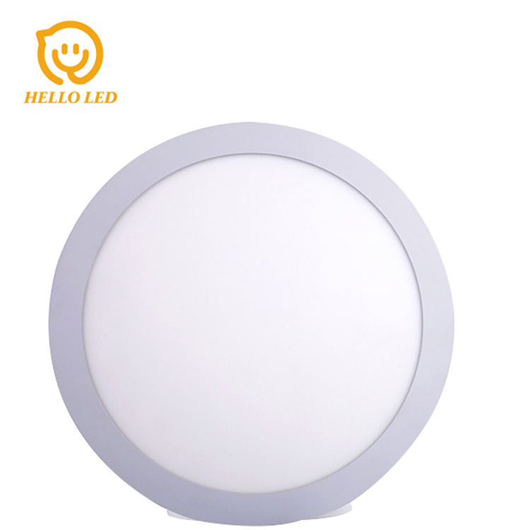 OEM factory price Aluminum alloy trimless IP20 indoor lighting 18W slim led recessed downlight panel led