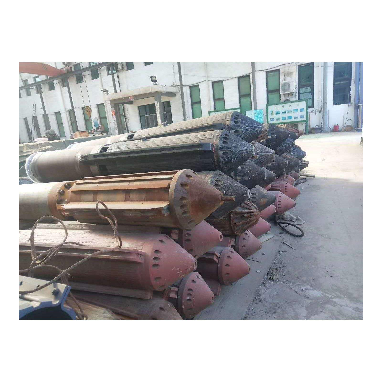 Vibro Replacemetn Stone Column Vibrator Used In Construction Industry